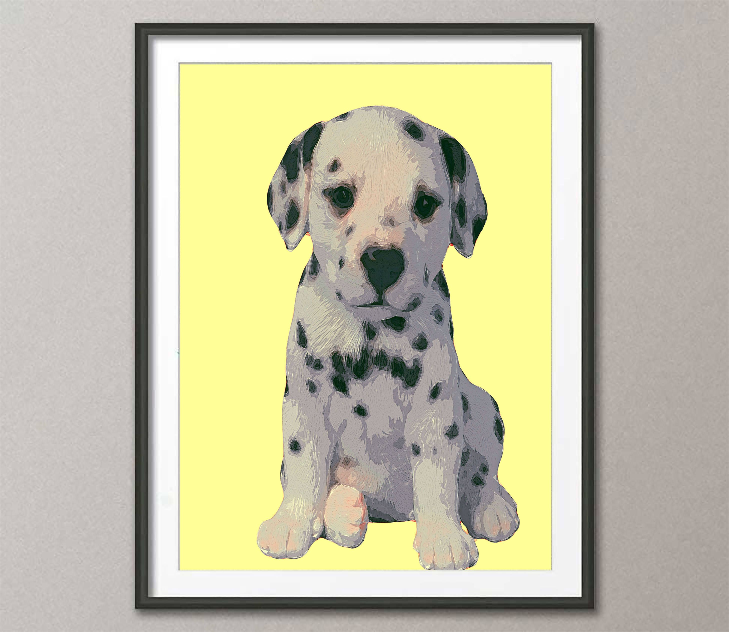 Famous Dog Wall Art Adornment - The Wall Art Decorations ...