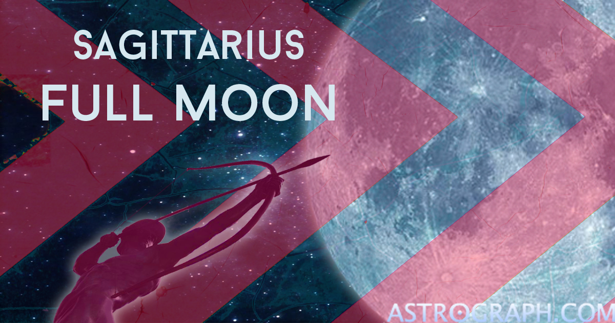 A Full Moon of Thoughtful Potential for Action - AstroGraph Astrology Software