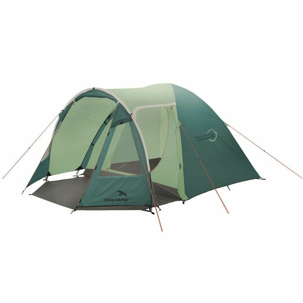 Easy camp tent 4 person tunnel tent camping tent trekking tent family tentcamp