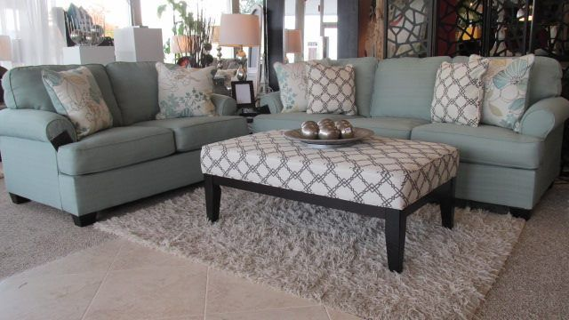 Attractive Seafoam Couches   Modern Used Furniture Lynwood