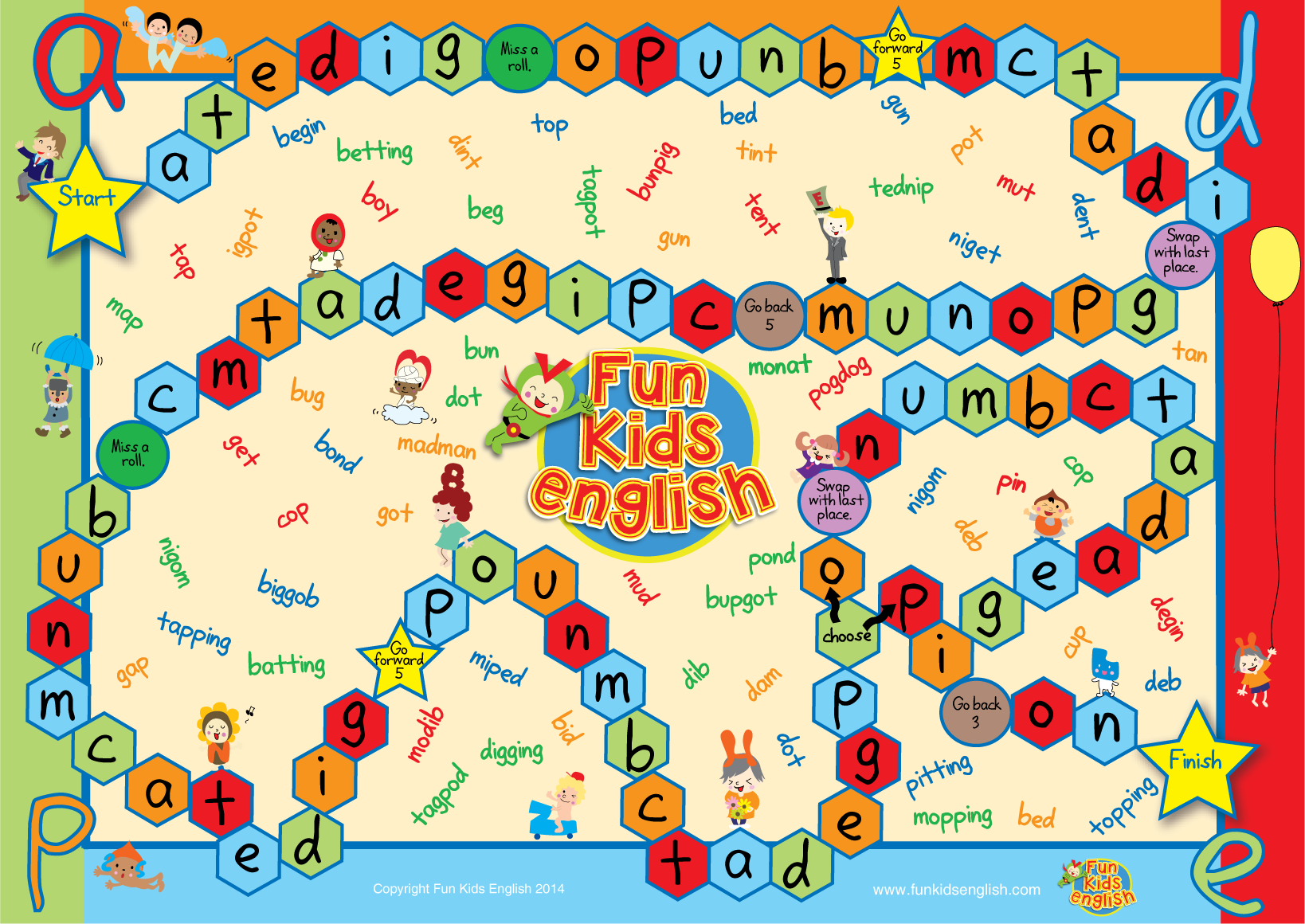 printable board games for kids yahoo image search results