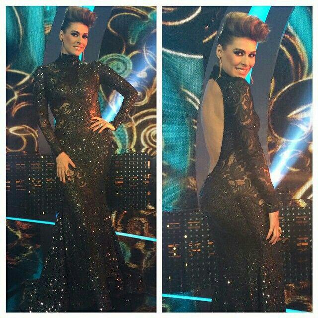 Las amo @karlaguindi y @nathalymichan por mi vestido de @mtcostello me encantooooo