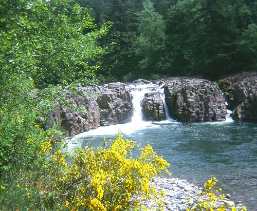 Wildwood Falls Is A Beautiful Swimming Hole And Waterfall