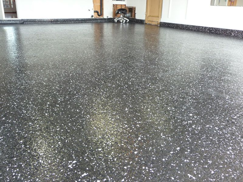 Epoxy Garage Floor Picture Gallery Flooring Services