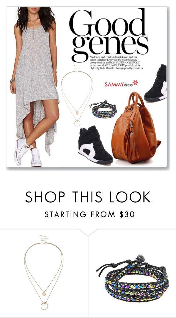 """Sammy Dress 29/60"" by amra-mak ❤ liked on Polyvore featuring Sole Society, AeraVida and sammydress"