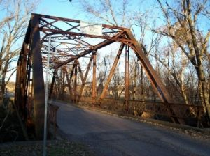 Go off the beaten path on Route 66 in Oklahoma and take the road less traveled.
