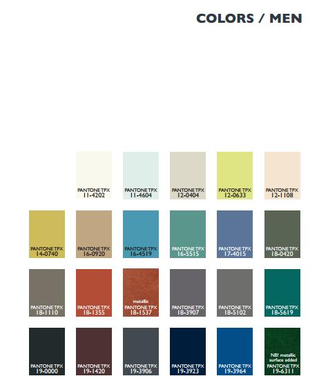 Autumn Winter 2014/2015: Lenzing Fashion & Color Trends | Moda otoño ...