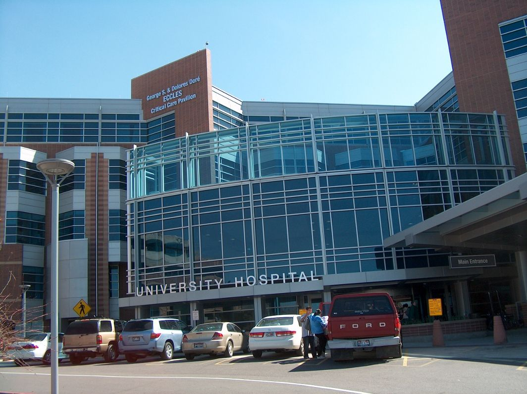 University Of Utah Health Care Is The Intermountain West S Only