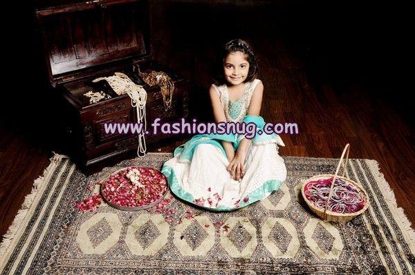 Zainab Chottani Eid-Ul-Fitr Dresses 2013 For Kids