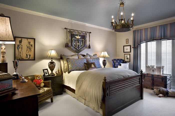 Medieval Bedroom Design Boy's Castle And Knight Themed Room  Bedroom  Pinterest  Themed