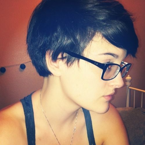 Short Hairstyles For Thick