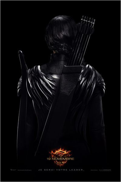 Hunger Games - La Révolte : Partie 1 : Affiche