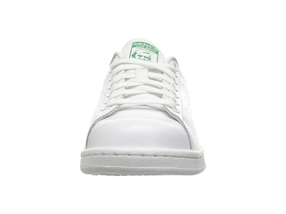 0bf9675618e0 adidas Originals Stan Smith Women s Tennis Shoes Footwear White Footwear  White Green 1