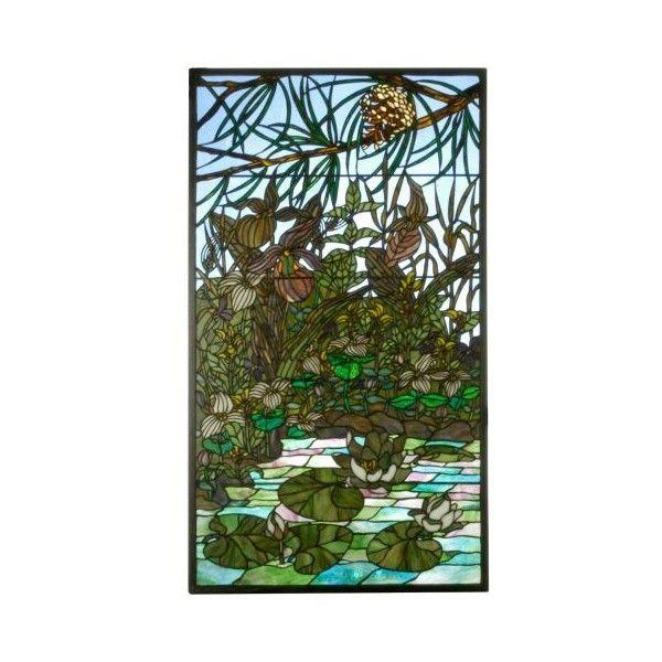 Meyda Tiffany 24495 Rectangular Stained Gl Window Shade 2 772 Liked On Polyvore