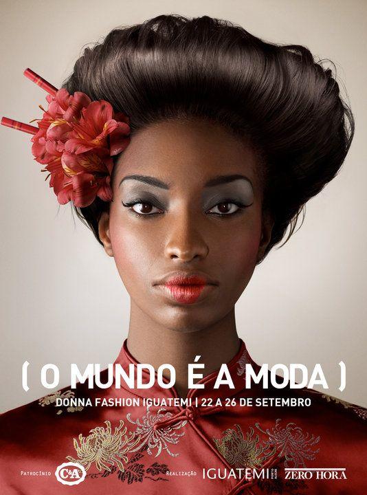 Love And Geisha The Gorgeous Joana Souza With Geisha Style Makeup The Love Heart On The Lips Is A Great Touch Geisha Makeup Geisha Trendy Makeup