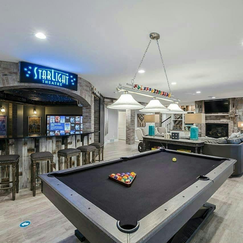 "Photo of Interior Design & Home Decor auf Instagram: ""Love this Home von @ alairhomes.saltlake #newhome #bedroom #livingroom #casa #homeinspo #interior_and_living #kitchen # homedecor…"""