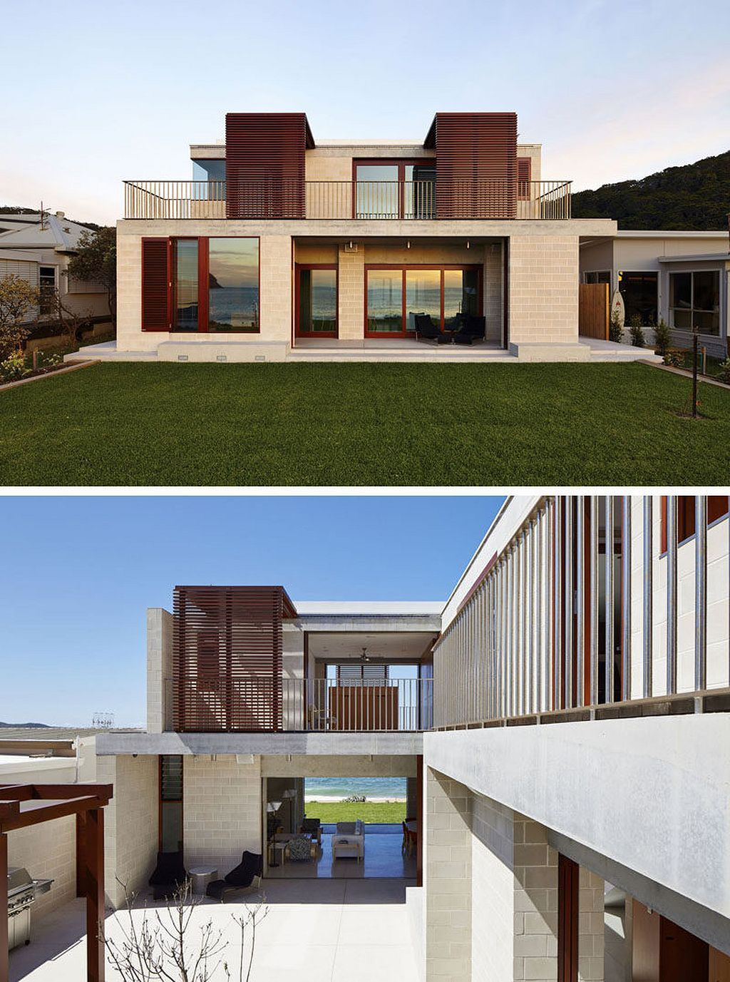 50 Amazing Modern Beach House You Want To Live In Modern Beach House Contemporary Beach House Small Beach Houses