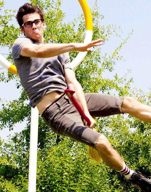 Quidditch on teen