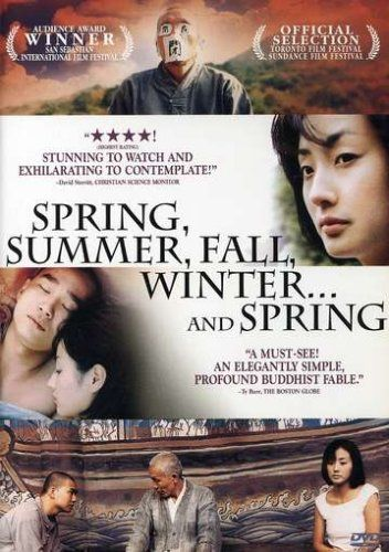 66. Spring, Summer, Fall, Winter…and Spring (Kim Ki-duk, 2003)