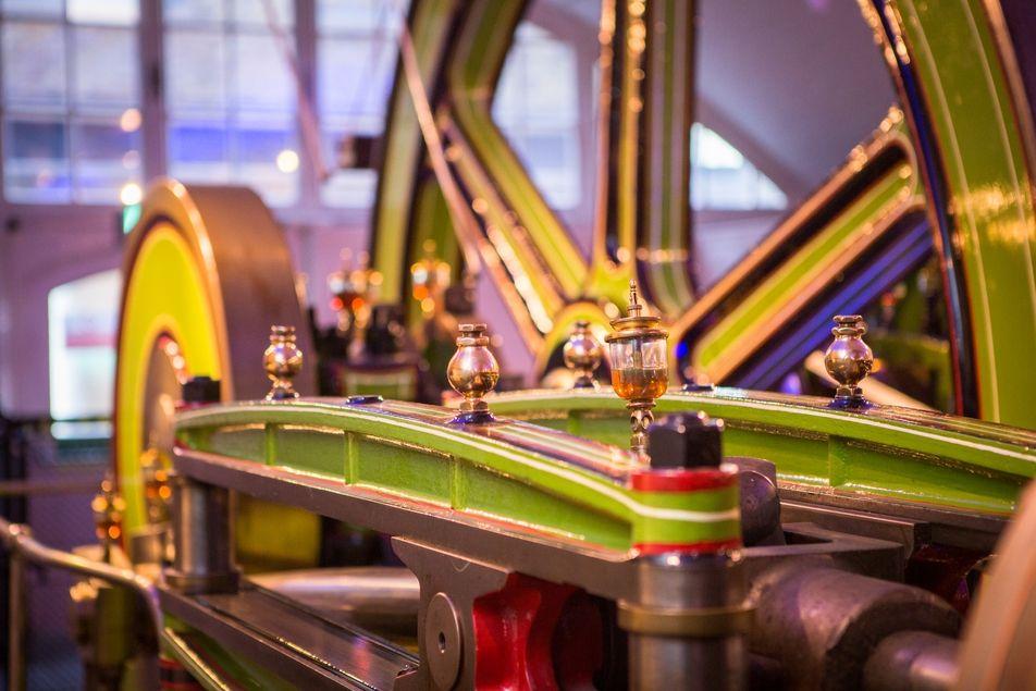 Victorian Engine Quartos   Atrações Turísticas em Londres