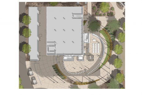 arizona site plan