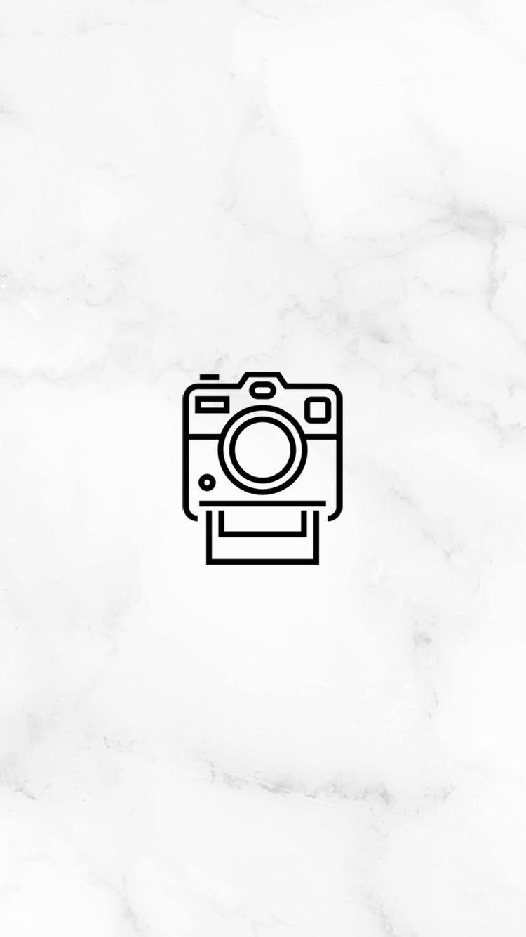 Instagram Story Cover Polaroid Camera Www Instagram Com Jordanrenie Instagram Logo Instagram Story Instagram Icons