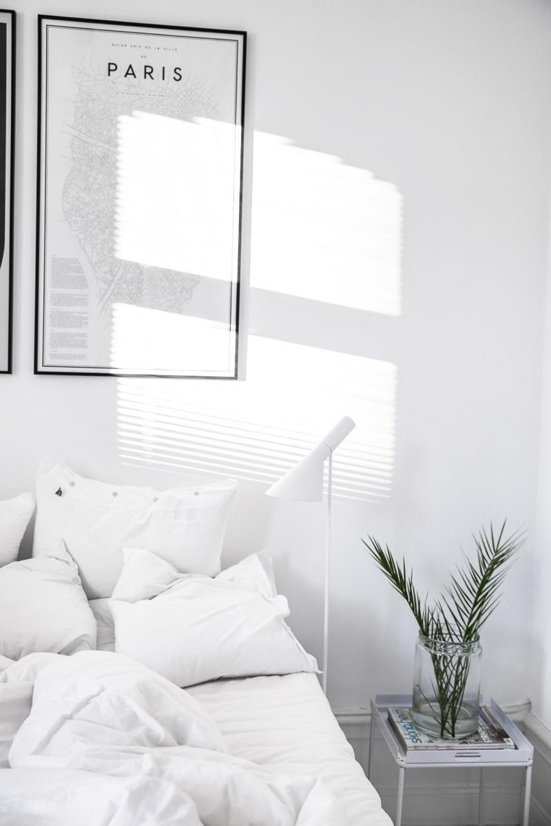 Best 40 Minimalist Bedroom Ideas All White Room Minimal 640 x 480