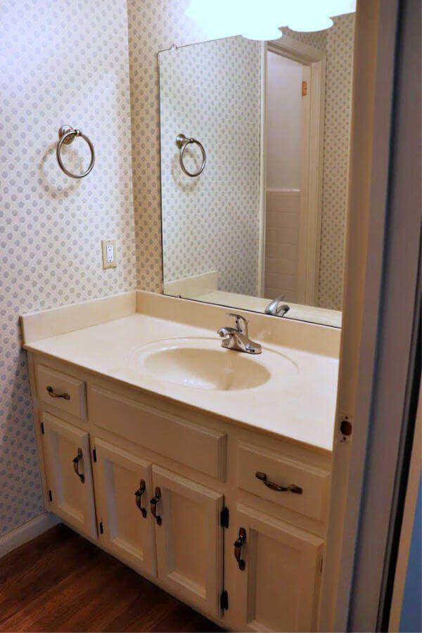 Master Bathroom Makeover for less than $4500 | Master ...