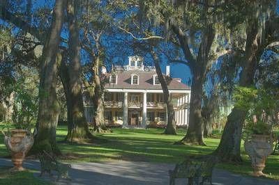 Houma Plantation, Great River Road, Louisiana