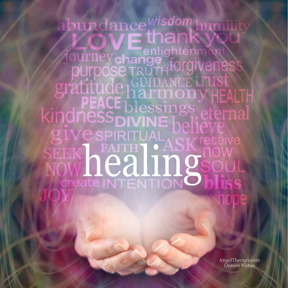 Healing Love Gratitude Faith Healing Light Healing Quotes Energy Healing