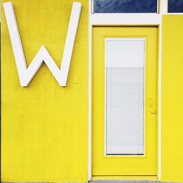 #yellow photo by happymundane on Instagram