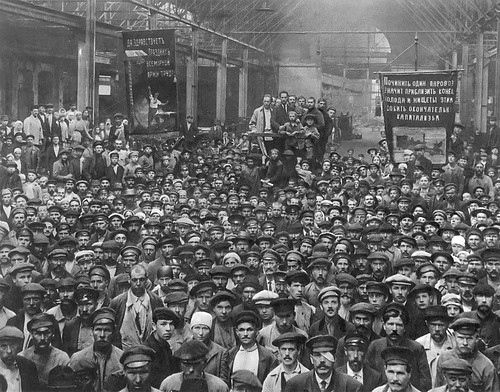 2) working class | Tumblr (With images) | Russian revolution ...