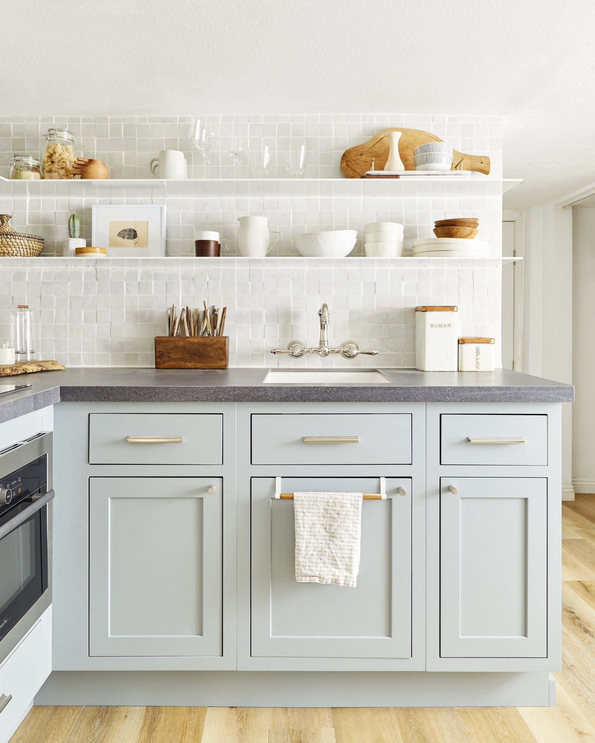 The Kitchen Renovation Cost In 2019 Is Way Higher Than Last Year Kitchen Renovation Cost Green Kitchen Cabinets Kitchen Cabinet Colors