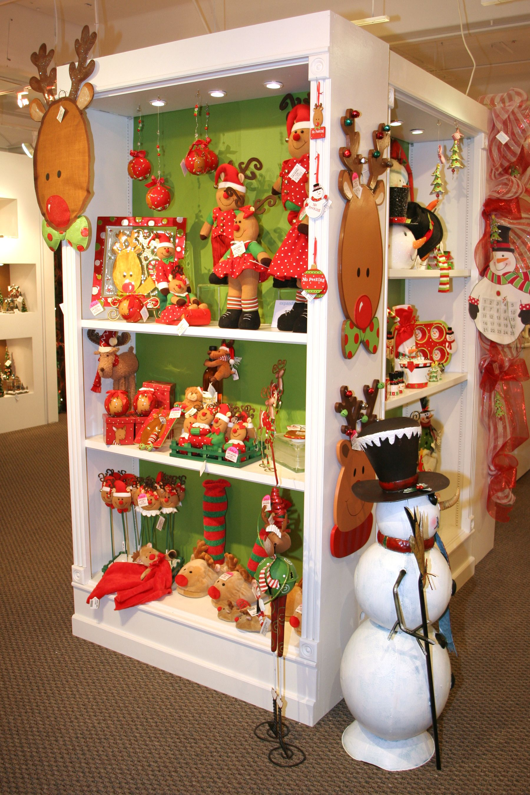 Christmas Displays! #burtonandburton #christmas