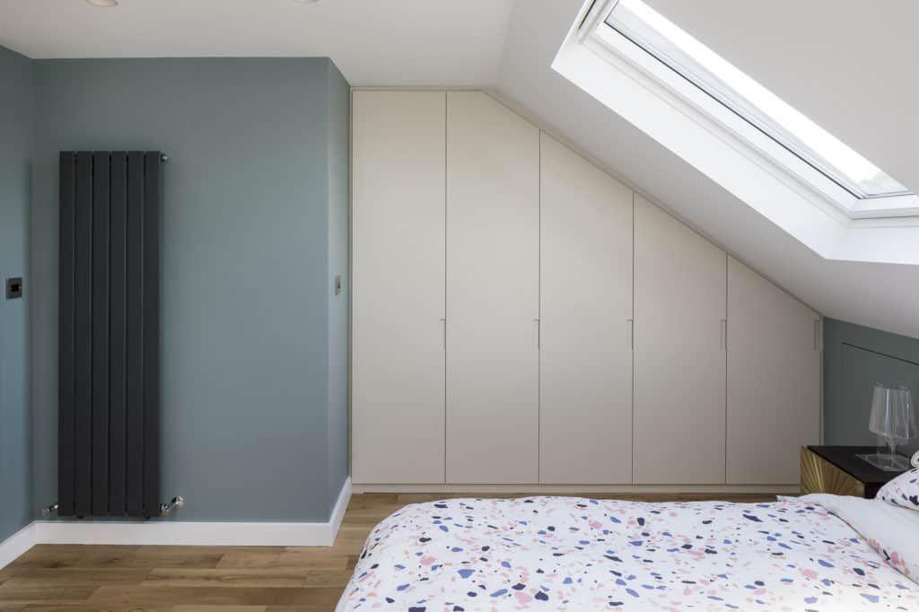 Stylish Contemporary And Spacious Loft Conversion With Master Bedroom Loft Conversion Dormer Loft Conversion Luxury Loft