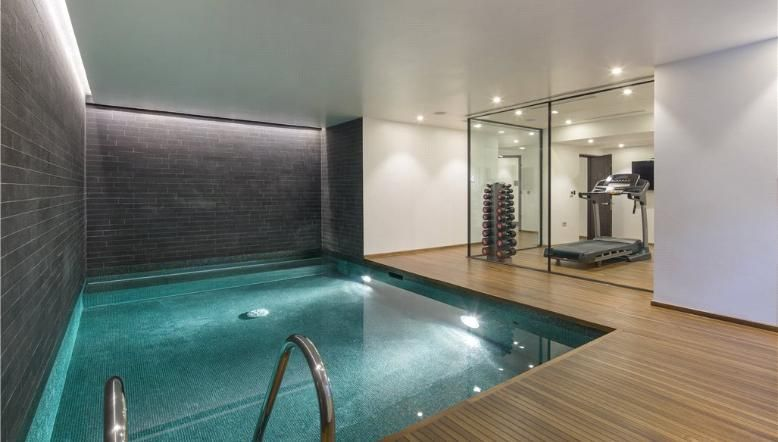 Check Out This Home For Sale On Homeboard Small Indoor Pool Dream Pool Indoor Indoor Pool Design