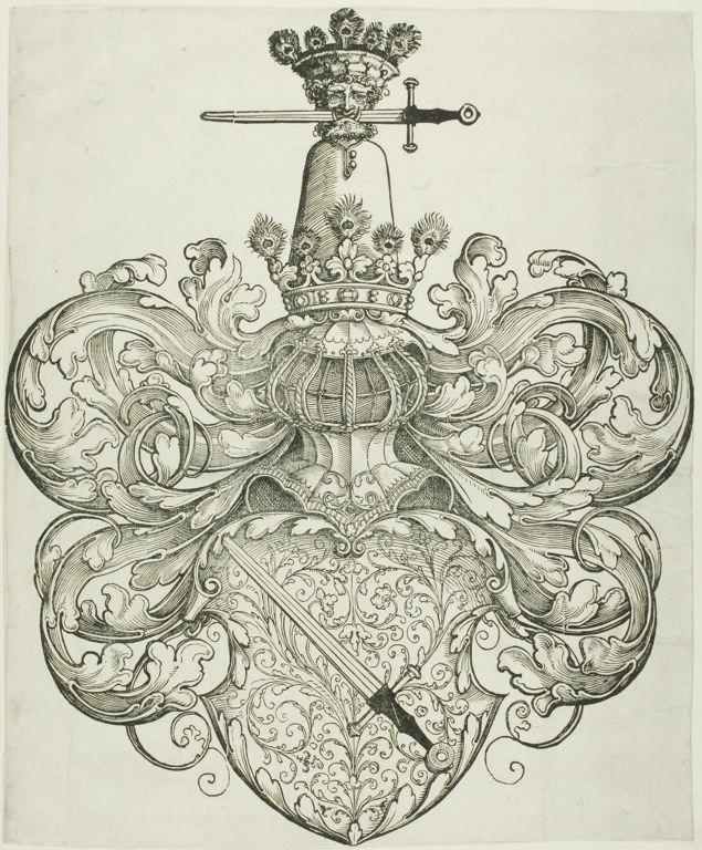 The Arms Of The Family Kress Von Kressenstein Em 2019