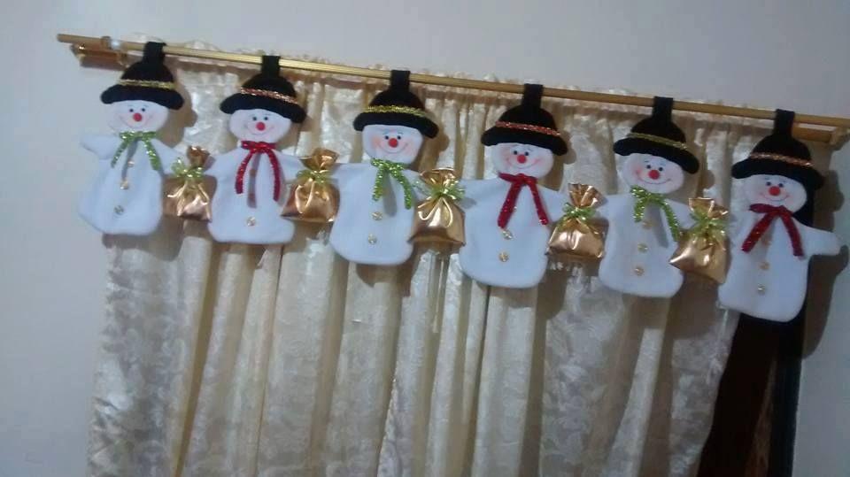 cenefa nieves navidad 2017 Pinterest Cenefa, Navidad y Cortinas