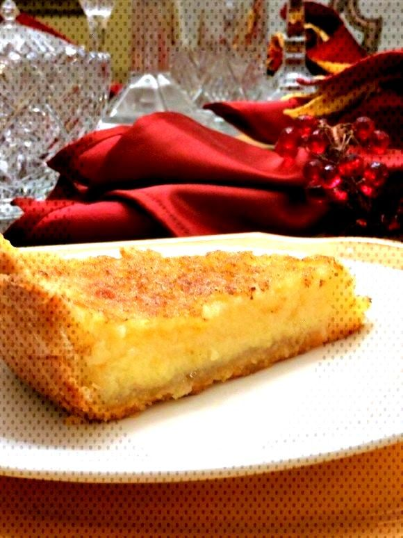 Chess pies are really sweet and creamy. They are super easy to make and delicious. Chess pie is a c