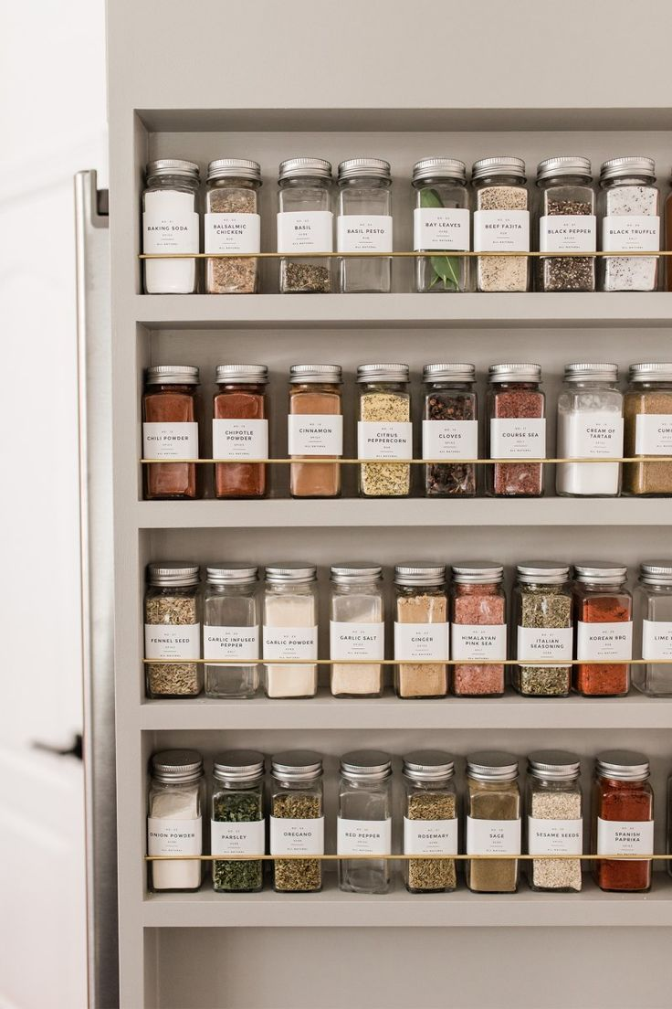 Kitchen Organization Tips to Bookmark If You Have Zero Storage