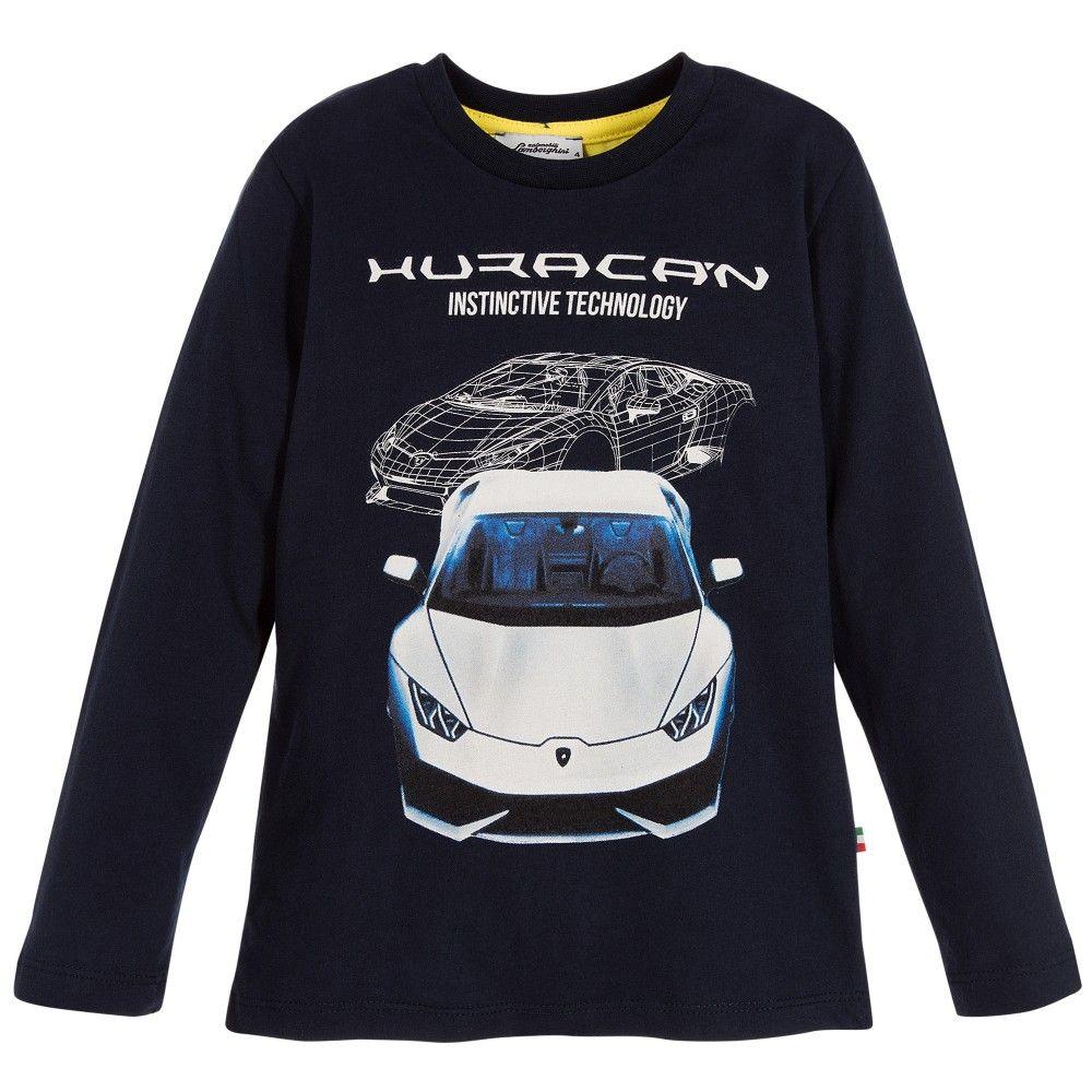 Automobili Lamborghini Juniors Lamborghini Bull Tracksuit for Kids