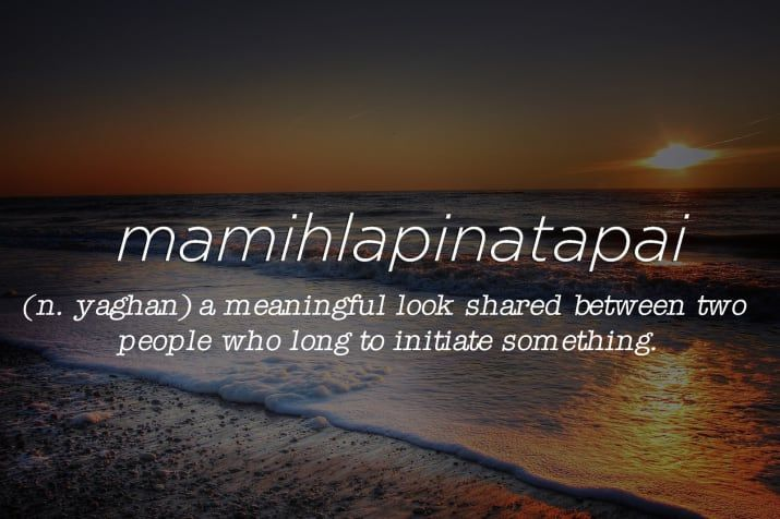 18 Stunning Words From Other Languages You Definitely Need In Your