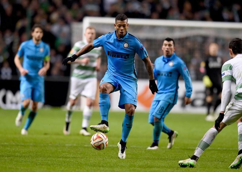Medel en el Celtic . Inter