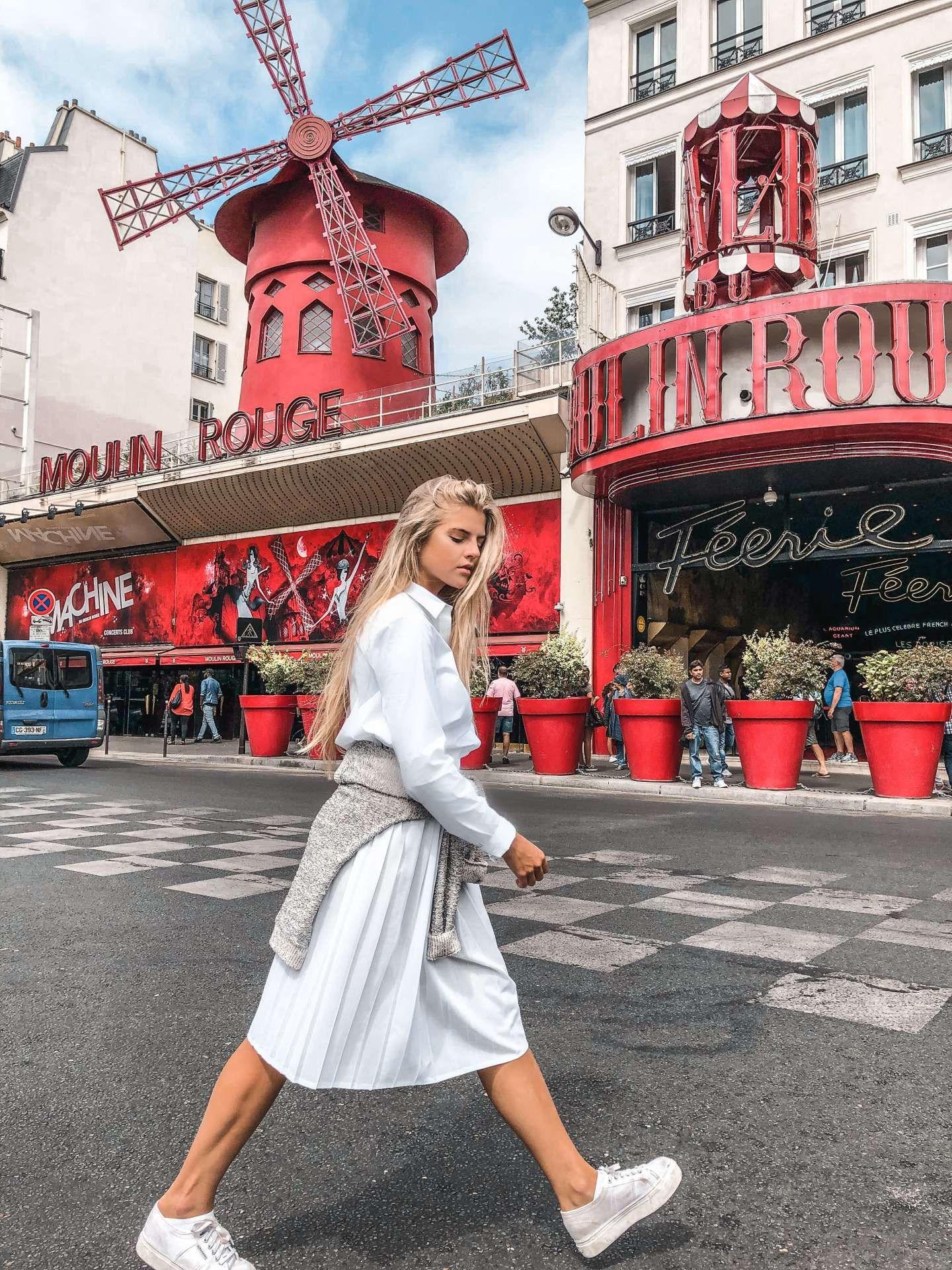 Die 10 schönsten Fotolocations in Paris