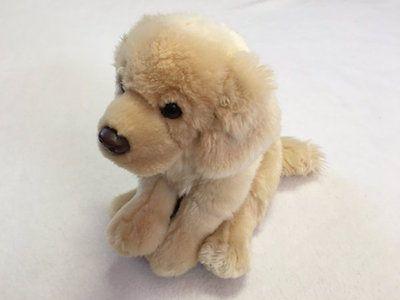 110 Ganz Webkinz Signature Golden Retriever Puppy Dog Plush Only