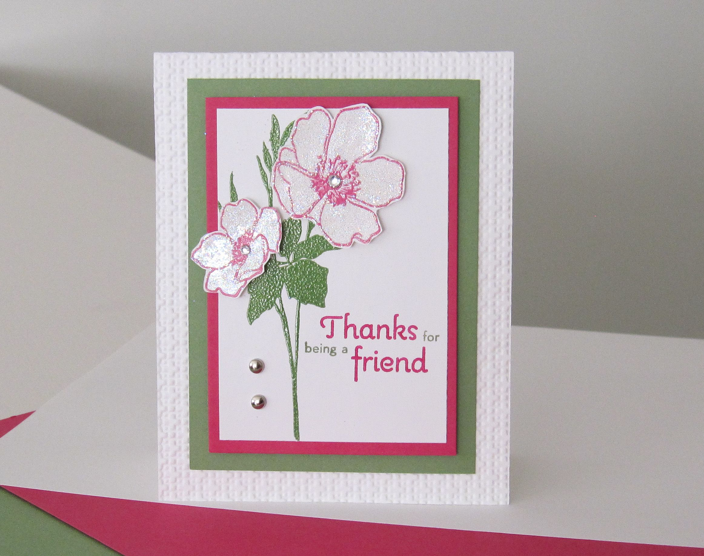 Exceptional Card Making Ideas Stampin Up Part - 7: Stampin Up Card Ideas | Stampin Up Stampin Up Fabulous Florets Photo