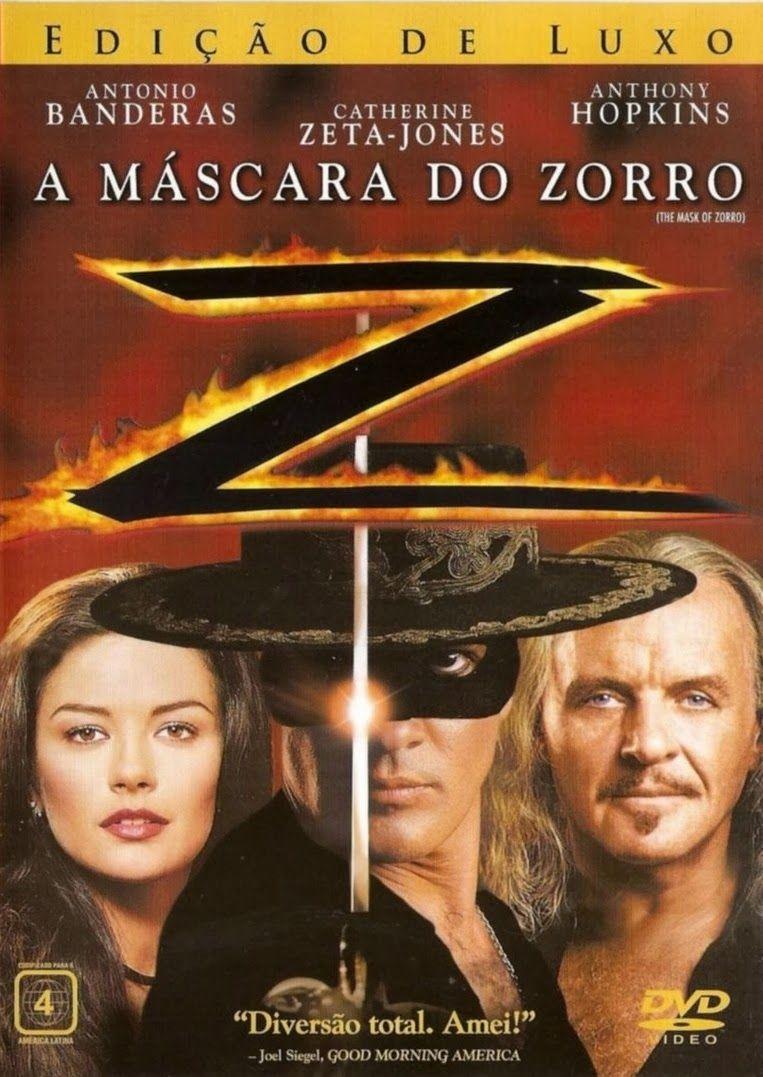 Assistir Filme A Mascara Do Zorro Dublado 1998 Zorro Filme