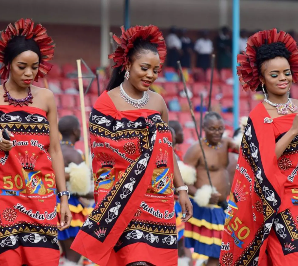 Travel: Eswatini, Swaziland | Swaziland women, Countries with royal families, African culture
