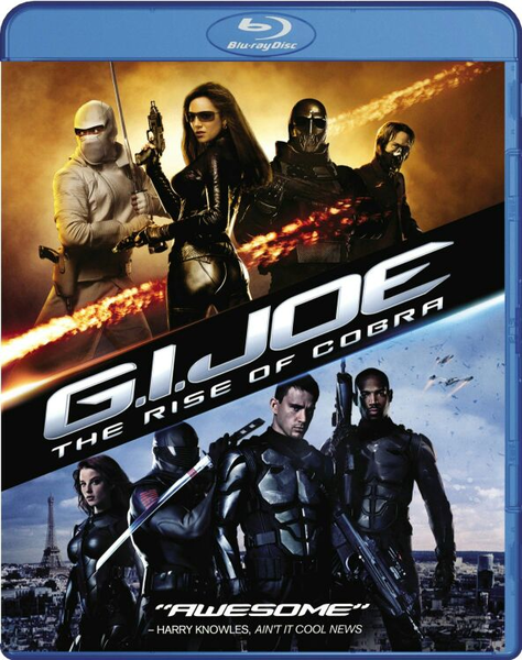 G.I. Joe The Rise Of Cobra HD Ultraviolet Code Only (With