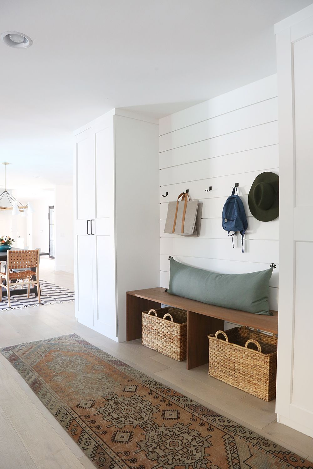 Rabais Salle De Bain Ikea ~ mudroom using ikea pax wardrobes on little green notebook